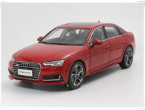 1/18 Dealer Edition 2017 Audi A4 A4L (Red)