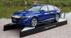 1/18 Dealer Edition 2018 Honda Accord (Blue)