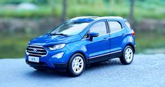 1/18 Dealer Edition Ford Ecosport (Blue)