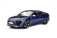 1/18 GT Spirit GTSpirit Audi RS5 (Blue) Resin Model