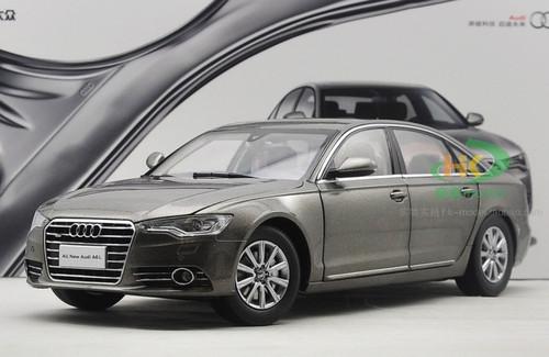 1 18 Audi A6 L Grey Livecarmodel Com