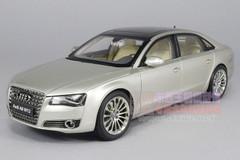 1/18 Kyosho Audi A8 L W12 (Champagne)