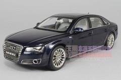1/18 Kyosho Audi A8 L W12 (Dark Blue)