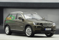 1/18 BMW X3 (Brown)