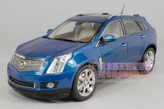 1/18 Cadillac SRX (Blue)