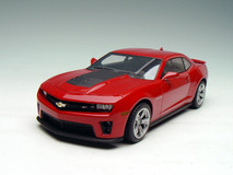 1/18 Resin Hand Made Chevrolet Camaro ZL1 (Red)