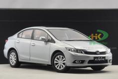 1/18 Honda Civic (Silver Blue)