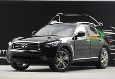 1/18 INFINITI QX70 / FX50 (BLACK) DIECAST CAR MODEL