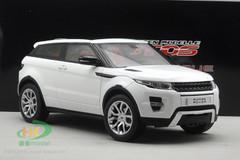 1/18 Range Rover Evoque (White)