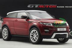 1/18 Range Rover Evoque (Wine Red)