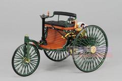1/18 1886 Mercedes-Benz No.1 Classic Selection