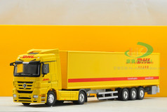 1/50 Mercedes-Benz DHL Delivery Truck