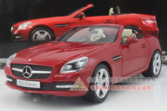 1/18 Minichamps Mercedes-Benz SLK-Class/SLK-Klasse Convertible (Red)