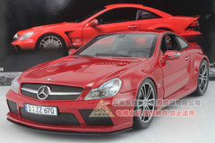 1/18 Minichamps Mercedes-Benz SL65 AMG (Red)