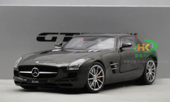 1/18 Mercedes-Benz SLS AMG (Black)