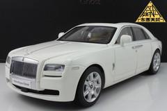 1/18 Kyosho Rolls-Royce Ghost (White)