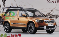 1/18 Skoda Yeti (Golden/Brown)