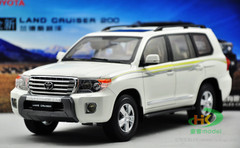 1/18 Toyota Land Cruiser (White)