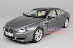 1/18 BMW 650i GranCoupe (Grey)