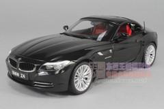 1/18 Kyosho BMW Z4 sDrive35i Convertible (E89) (Black)