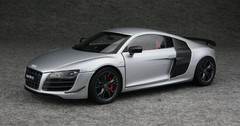 1/18 Audi Collection AUDI R8 GT (SILVER)