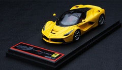 BBR 1/43 FERRARI LaFerrari (YELLOW) RESIN CAR MODEL