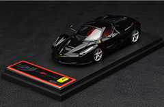 BBR 1/43 FERRARI LaFerrari (BLACK) RESIN CAR MODEL