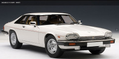 AUTOART 1/18 JAGUAR XJ-S COUPE (WHITE) DIECAST CAR MODEL