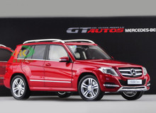 1/18 MERCEDES-BENZ GLK CLASS (RED) DIECAST CAR MODEL