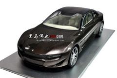 RESIN 1/18 PININFARINA CAMBIANO CONCEPT BROWN CAR MODEL
