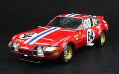 KYOSHO 1/18 FERRARI 1977 DAYTONA 24H NO.64 365 GTB CAR MODEL!