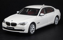 KYOSHO 1/18 BMW ActiveHybrid 7 (WHITE) DIECAST CAR MODEL!