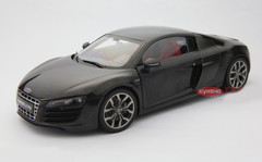 1/18 KYOSHO AUDI R8 5.2 FSI (BLACK) DIECAST CAR MODEL