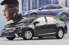 1/18 TOYOTA Corolla (Grey) DIECAST CAR MODEL