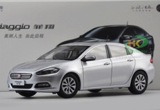 1/18 Dealer Edition Fiat Viaggio (Silver)