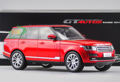 1/18 GTAUTOS Land Rover Range Rover (Orange)