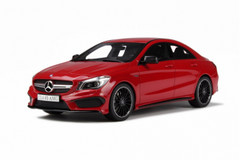 RARE Limited 1/18 GT Spirit Mercedes-Benz CLA45 AMG (Red)