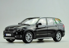 RARE Dealer Edition 1/18 F15 BMW X5 (Black)