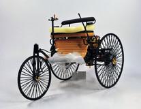 1/8 Franklin 1886 Mercedes-Benz No.1