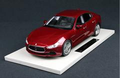 1/18 BBR Top Marques Maserati Ghibli (Red)