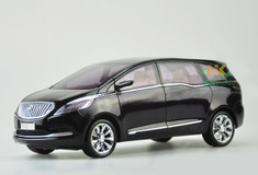1/18 Dealer Edition Buick Concept GL8 (Black)