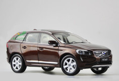 1/18 Dealer Edition Volvo XC60 (Brown)