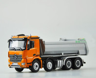 1/50 Mercedes-Benz Arocs Halfpipe Kipper / Halfpipe Tipper (Orange)