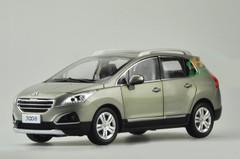 1/18 Dealer Edition Peugeot 3008 (Grey)