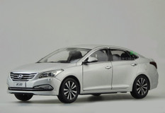1/18 Dealer Edition Hyundai Mistra (Silver)