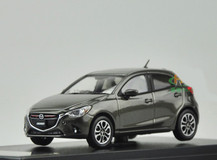 1/43 Dealer Edition Mazda 2 / Demio (Grey)