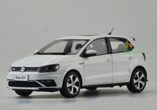 1/18 Dealer Edition 2015 Volkswagen VW Polo GTI (White)