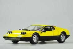 RARE 1/18 Kyosho Ferrari 365 GT4 BB 365GT4 (Yellow)