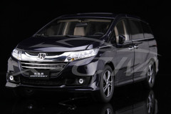 1/18 Dealer Edition Honda Odyssey (Dark Blue)