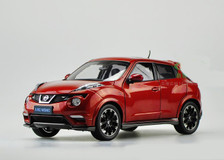 1/18 Dealer Edition Nissan Juke Nismo RS (Red)
